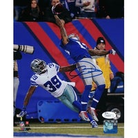 release date f956b a4532 Shop Odell Beckham Jr Autographed New York Giants 16x20 ...