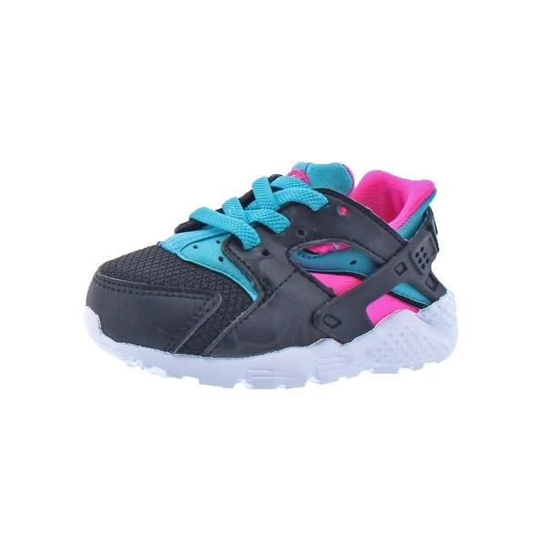 1e5f6ea87ae2d Shop Nike Girls Huarache Run Running Shoes Colorblock Low-Top - Free ...