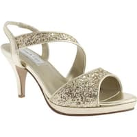 Touch Ups Women's Reagan Gold Glitter