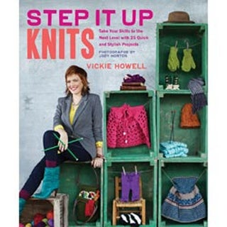 Step It Up Knits - Chronicle Books