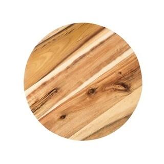 "Native Trails LSA12-A Kitchen Decor 12"" Acacia Wood Lazy Susan"