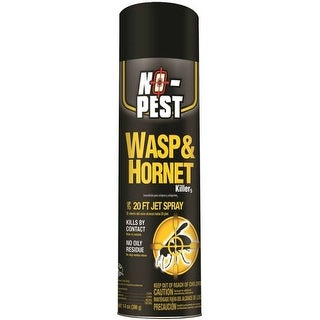 Spectrum HG-41285 No Pest Wasp and Hornet Killer, Jet Spray, 14 Ounce