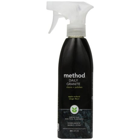 Method Granite & Marble Cleaner Spray, Apple Orchard 12 oz