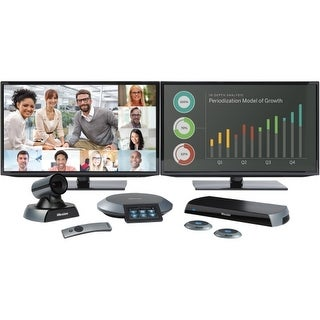 LifeSize 1000-0000-1168 LifeSize Icon 600 Video Conference Equipment - 1 x HDMI Out - 1 x DVI Out - 1 x Network (RJ-45) -