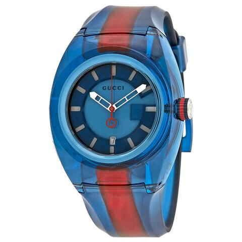 Gucci Unisex Dial Two Tone Watch - N/A