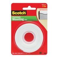 Tape Mounting 1/2 X 75