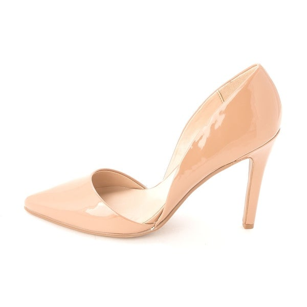 Ann Marino Womens APRIL Pointed Toe D-orsay Pumps