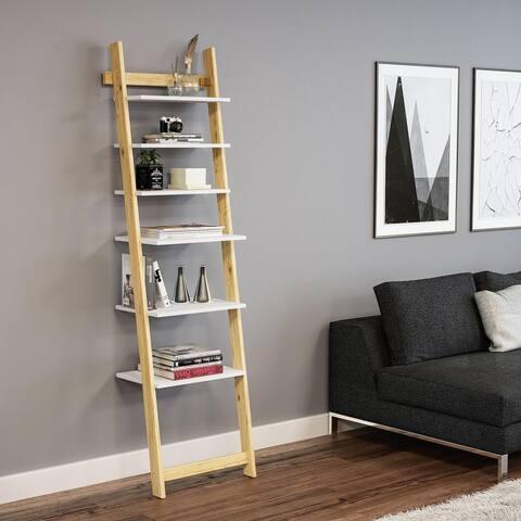 Boahaus Danderyd Ladder Bookcase