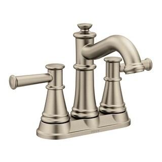 Moen 6401  Belfield 1.2 GPM Centerset Bathroom Faucet