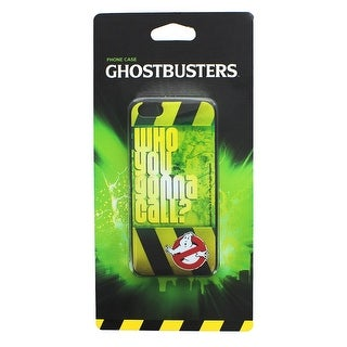 "Ghostbusters ""Who You Gonna Call"" iPhone 5c Case - multi"