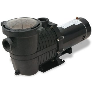 vidaXL Pool Pump 1.5 HP 5280 GPH - Black