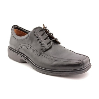 Unstructured By Clarks Un.Kenneth Men XW Round Toe Leather Oxford
