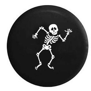 Link to Spare Tire Cover Dancing Skeleton Similar Items in Billiards & Pool