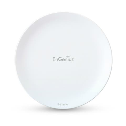 EnGenius EnTurbo EnStation5-AC Wireless Bridge Outdoor Long-Range Ethernet Bridge