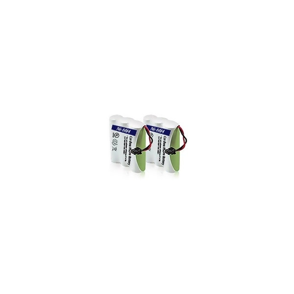 Replacement Panasonic TYPE 1 NiMH Cordless Phone Battery (2 Pack)