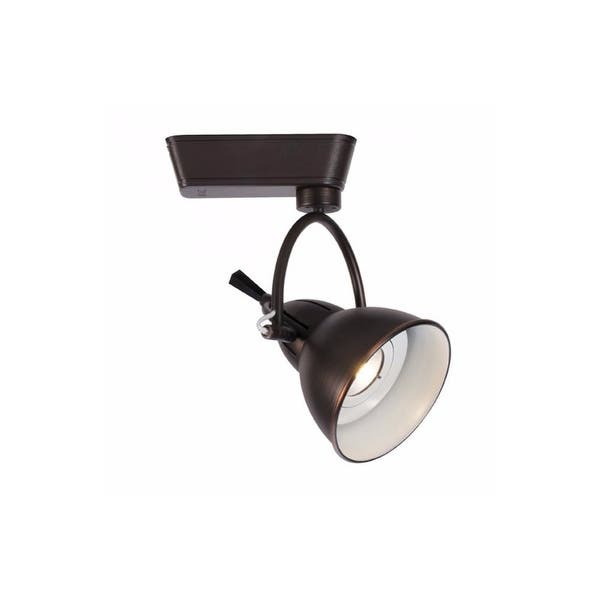 Wac Lighting J Led710s Cartier Track 9 Tall Led Head With 20 Spot Beam Spread N A