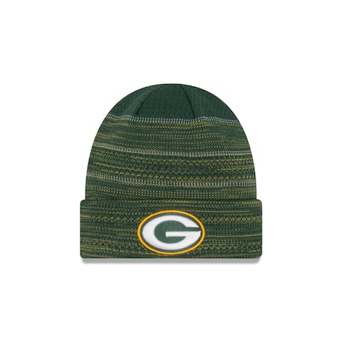 Green Bay Packers 2017 On-Field TD Knit Beanie