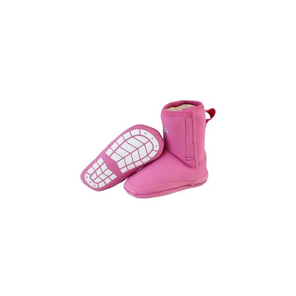9383e53c16d3 Shop Muck Boots Phlox Pink My First Mucks w  Warm Faux Fur Lining ...