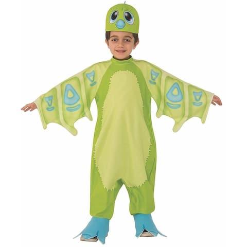 Hatchimals Draggles Green Child Costume