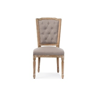 Shop Clairette Wood Traditional French Dining Chair