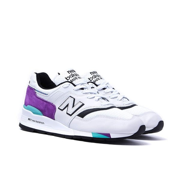 New Balance 997 Made in The USA White