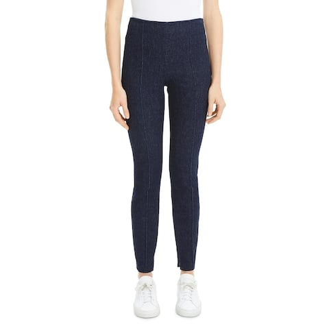 Theory Womens Jeggings High Rise Denim - Indigo
