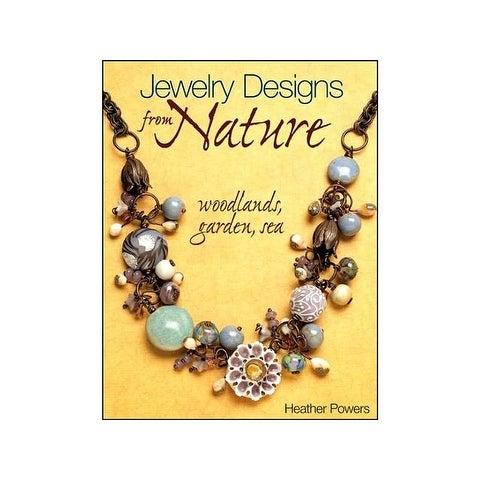 Kalmbach Jewelry Designs From Nature Bk