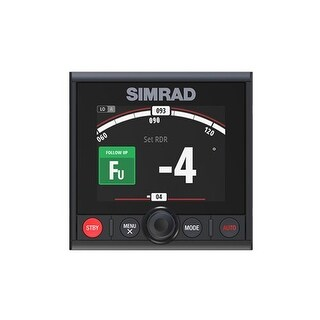 """Simrad AP44 Autopilot Controller AP44 Autopilot Controller"""
