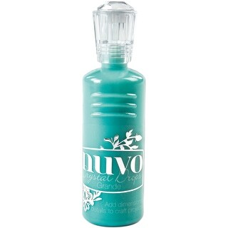Nuvo Crystal Drops Grande 60Ml-Gloss-Caribbean Ocean