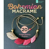 Lark Books-Bohemian Macrame