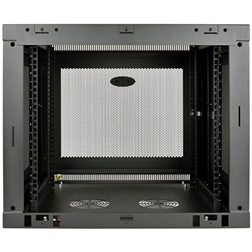 Tripp Lite - Srw9udp - 9U Wall Mount Rack Enclosure Server Cabinet Low Profile Deep