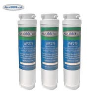 Replacement Water Filter For Haier RF-2800-13 Refrigerator Water Filter by Aqua Fresh (3 Pack)