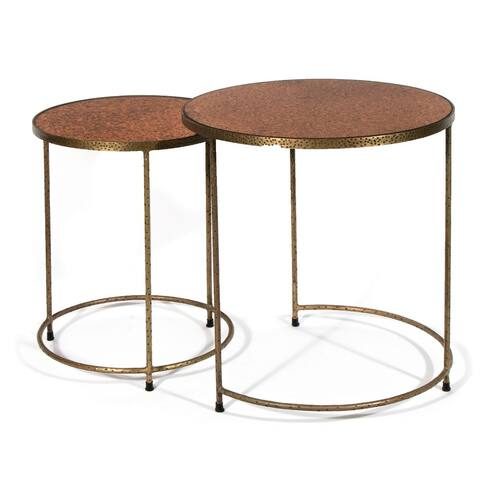 Patrice Nesting Side Tables, S2