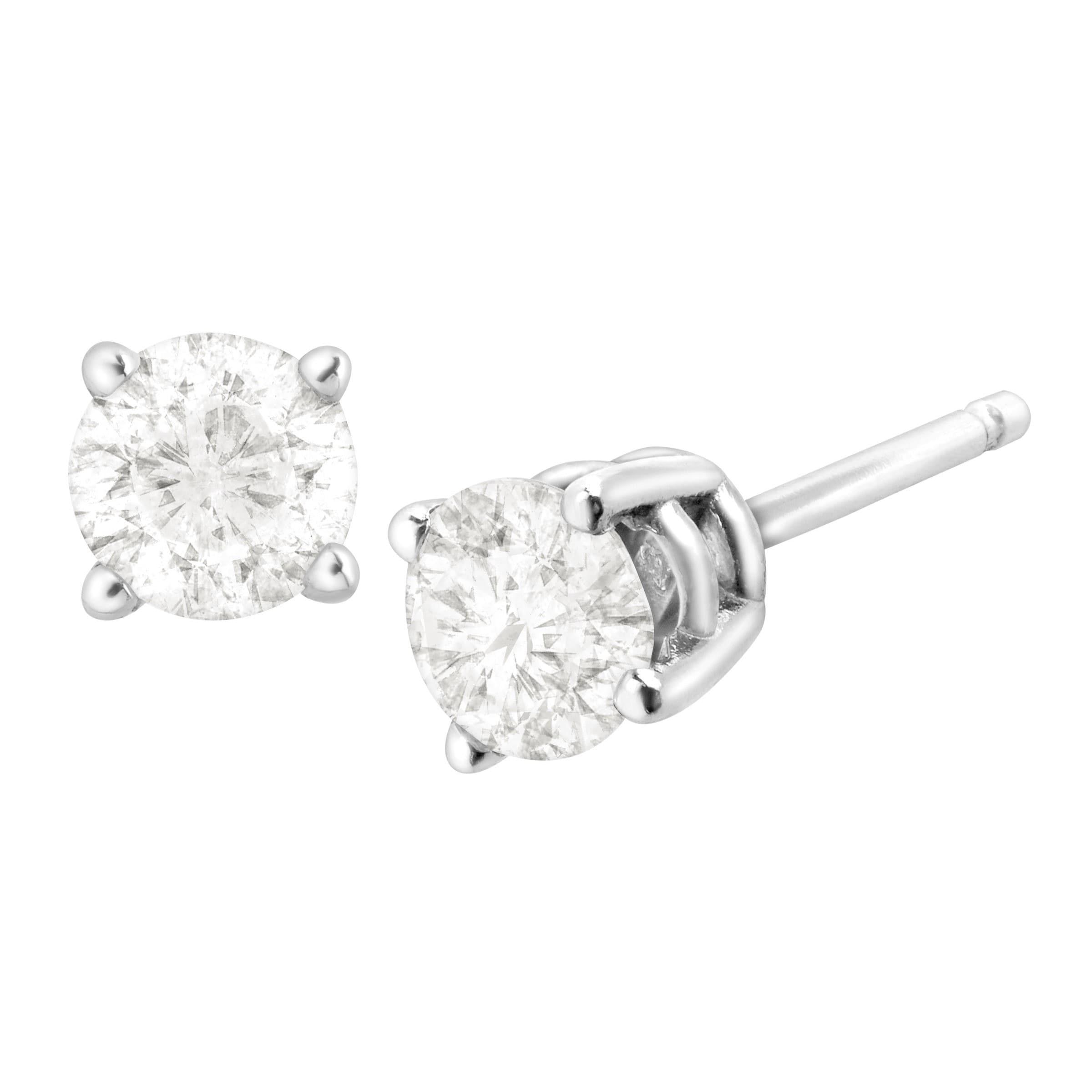 cdf823f65 Buy Diamond Earrings Online at Overstock   Our Best Earrings Deals