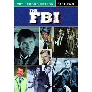 Fbi, The: The Second Season Part Two2 (4 Disc Set) DVD Movie 1967
