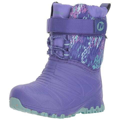 Merrell Kids' Ml159520 Snow Boot