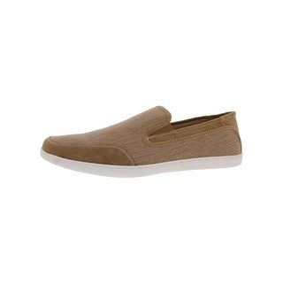Steve Madden Mens Luthur Slip-On Shoes Low Top Fashion