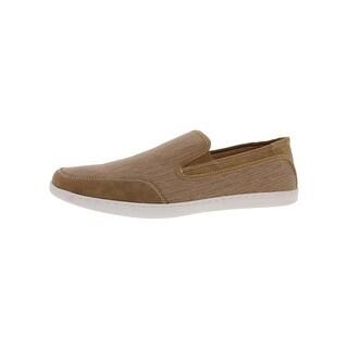 Steve Madden Mens Loafers Herringbone Casual