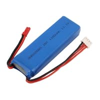 DC 11.1V 2200mAh Recycle Charging CX20 Lithium Battery Pack for RC Airplane