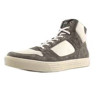 Hogan NUOVO MODELLO BASKET   Round Toe Suede  Sneakers