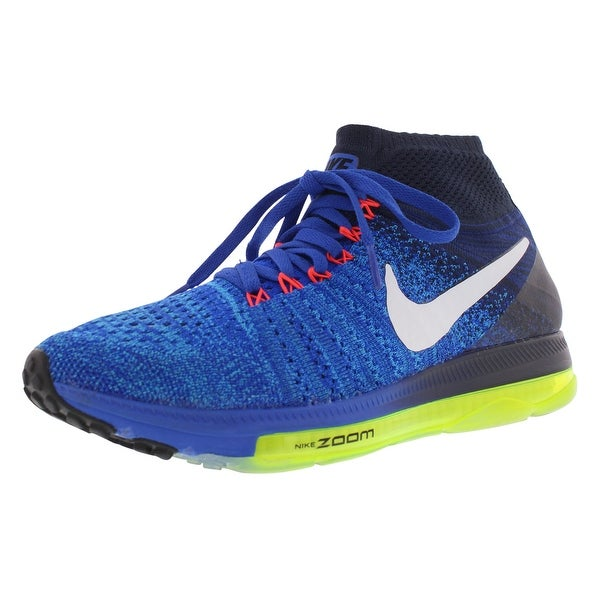 Shop Nike Zoom All Out Flyknit Running