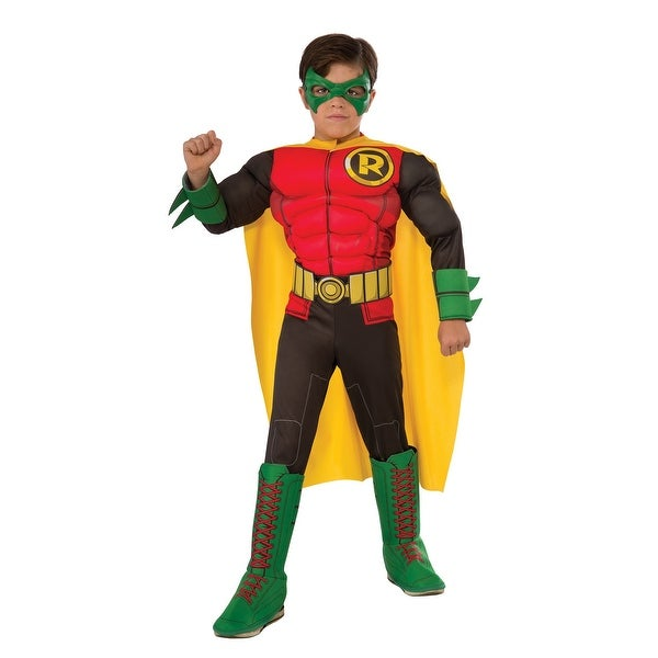 DC Comics Deluxe Child Robin Costume