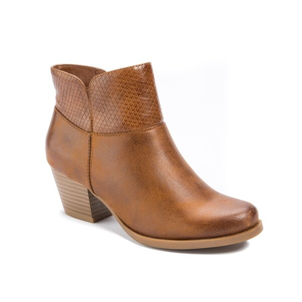 Wear.Ever. Razey Women's Boots Tan