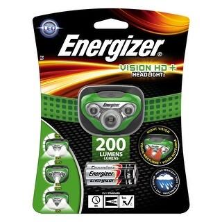 Energizer HDC32E Vision HD+ LED Headlight, 200 Lumens