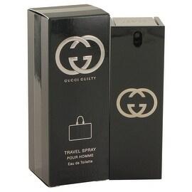 Gucci Guilty by Gucci Eau De Toilette Spray 1 oz - Men