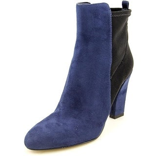 Ivanka Trump Sunal Pointed Toe Synthetic Bootie