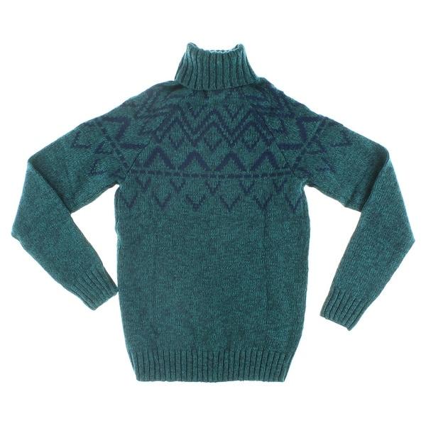 Tesauro Afirmar Mexico  Shop Adidas Mens Green Nordic Sweater Green - Green/Blue - Overstock -  22545013