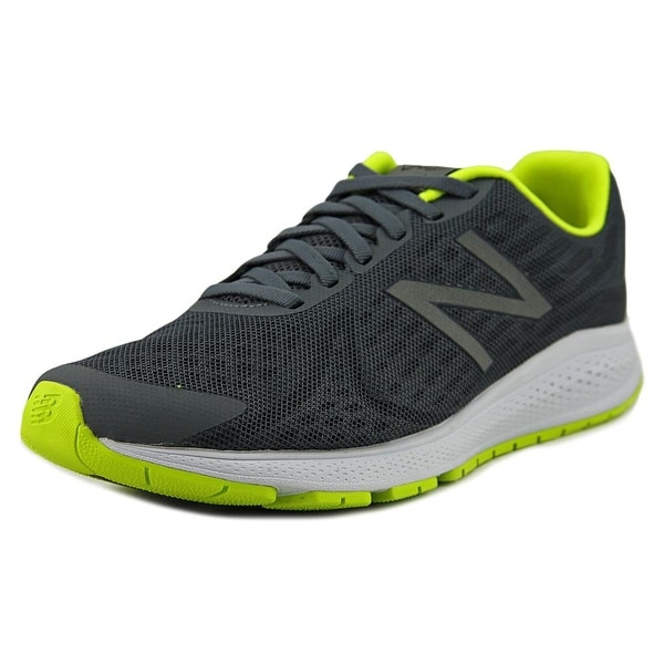 New Balance MRUSH Men Round Toe Synthetic Gray Running Shoe