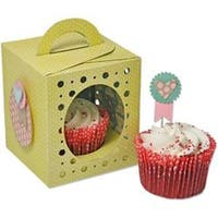 Cupcake Box - Sizzix Thinlits Plus Dies 19/Pkg