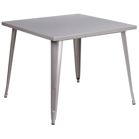 Belleview Metal Indoor/ Outdoor Table by Havenside Home